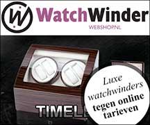Watchwinders voor mechanisch, automatische horloges
