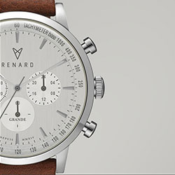 Renard Watches - The Grande Chrono Herenhorloge