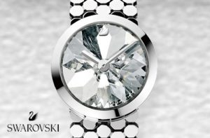 Lake of Shimmer - Swarovski horloge