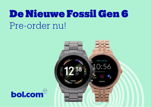 Fossil Generation 6 Smartwatch